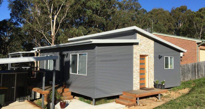 GRANNY FLATS WESTERN AUSTRALIA